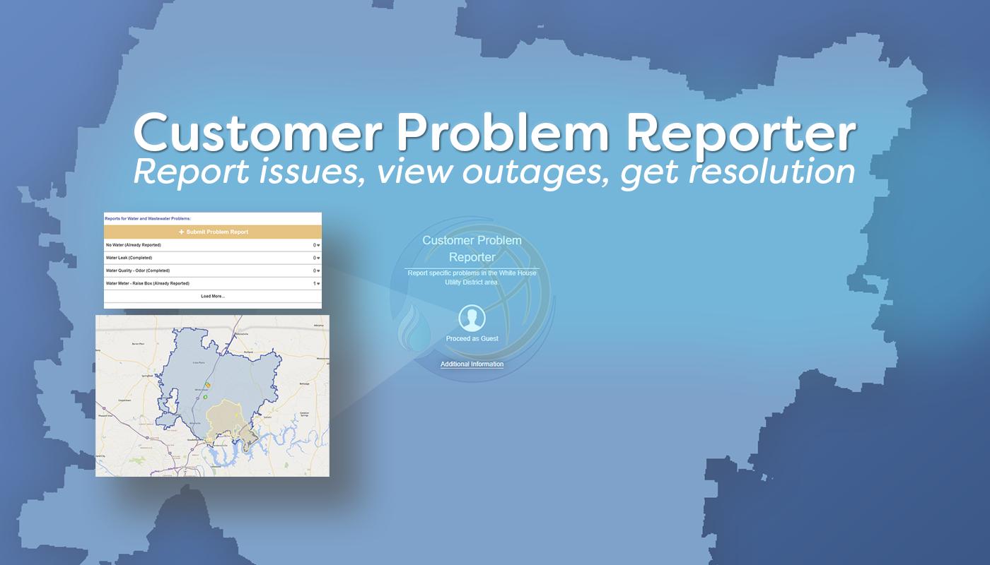 Customer Problem Reporter