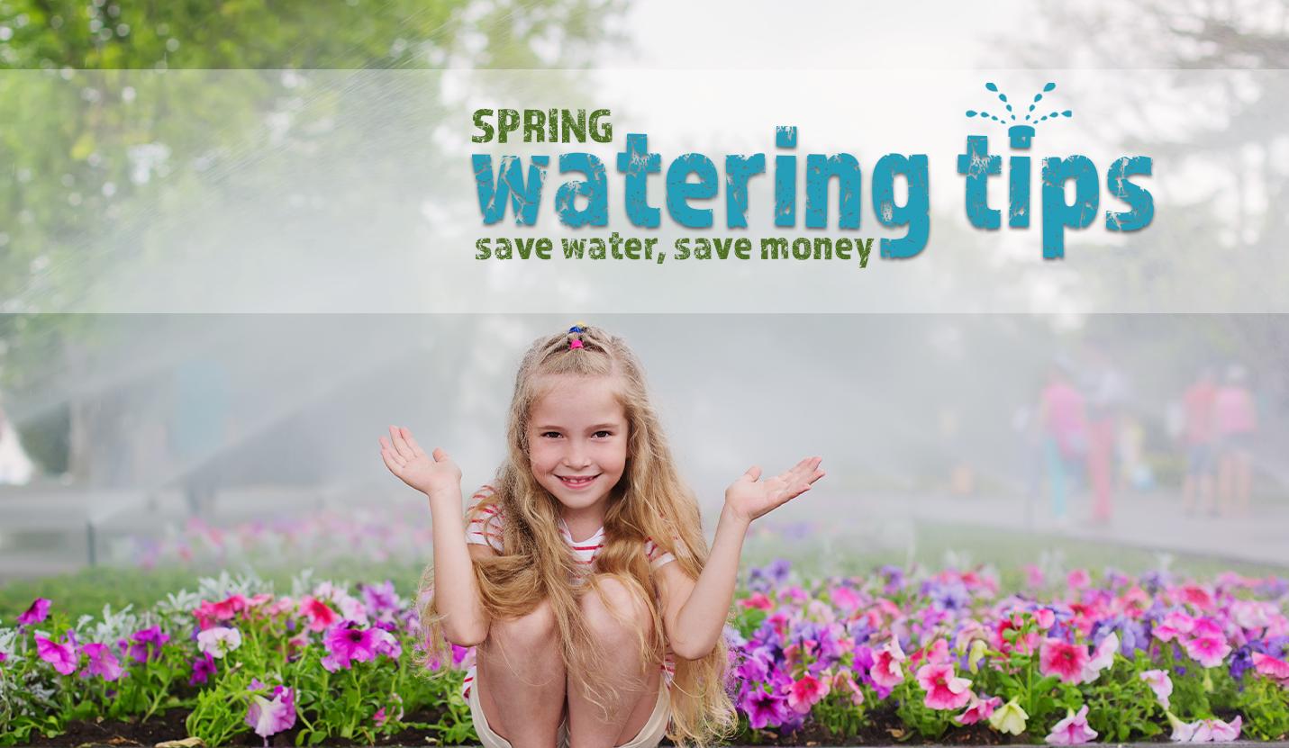 Spring Watering Tips